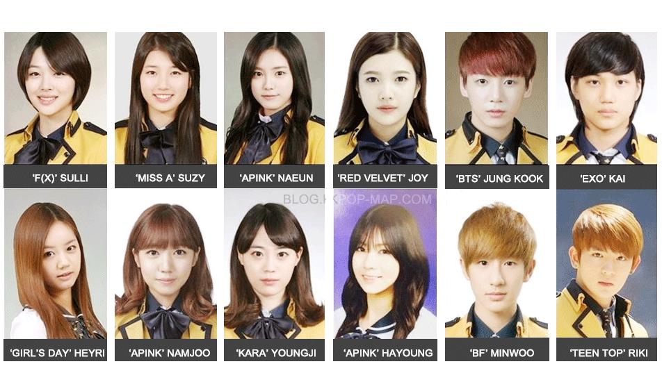 3 art high schools that teenage idol students attend kpopmap