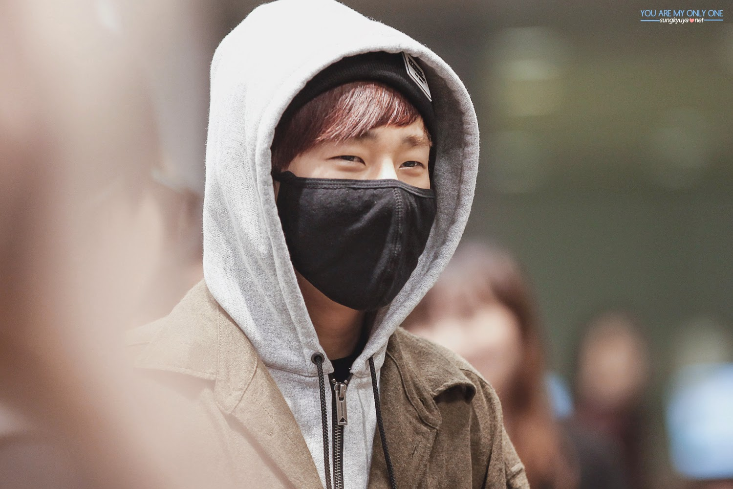Kpop Idol with Fabulous Airport Fashion : INFINITE SungGyu ...