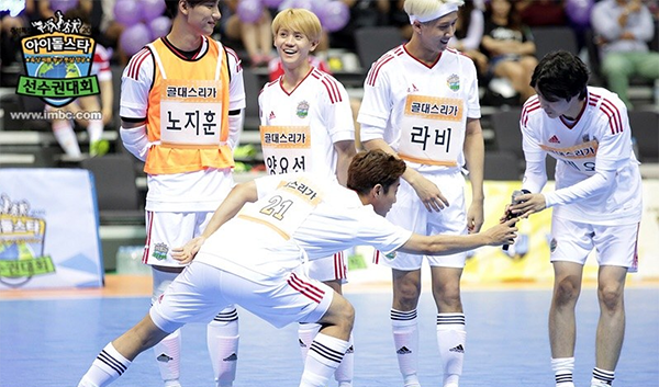 Preview of ISAC Boy Groups