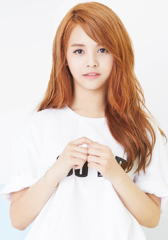 clc sorn non korean idol