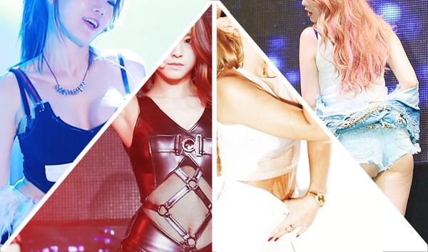 kpop sexist outfit , kpop sexist body, kpop idol sexist stage