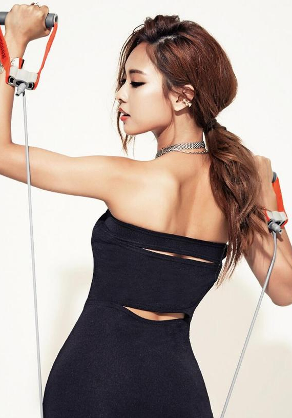 missa fei non korean idol