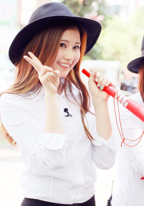 sixteen sana non korean idol