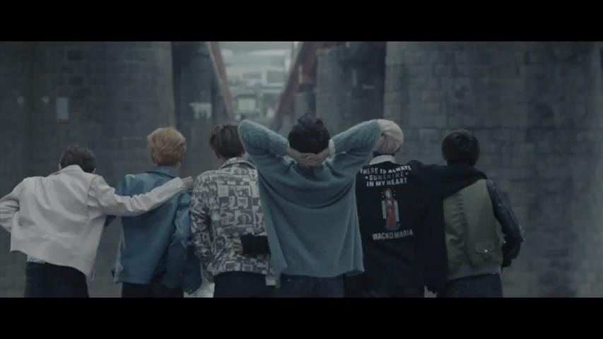 "Teaser )) BTS ""RUN"" MV teaser • Kpopmap"