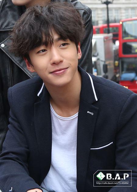 B.A.P's Bang Yongguk Leaves Agency   Billboard  Yongguk Bap 2014