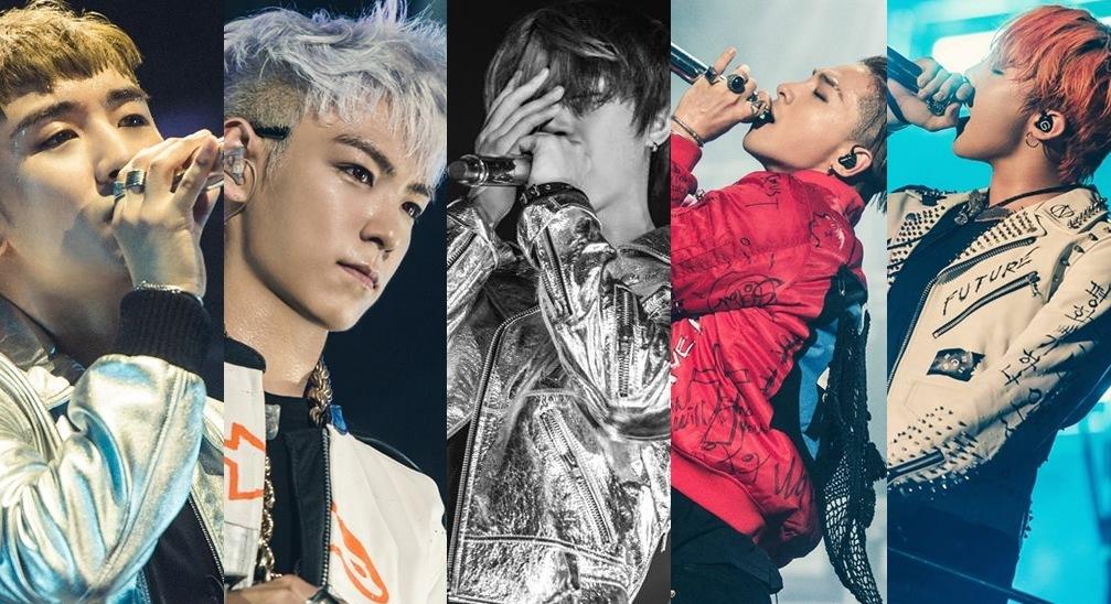 Cant See Bigbang On Year Ending Awards Kpopmap
