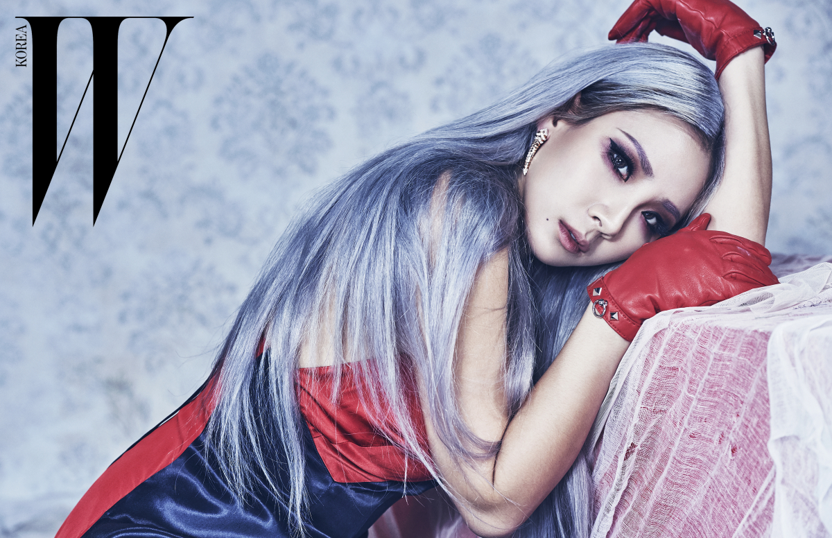 cl in the january  issue of 'w korea' magazine. photo )) cl in the january  issue of 'w korea' magazine • kpopmap