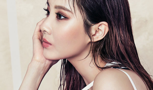 SNSD's Seo Hyun in the January 2016 Issue of cosmopolitan