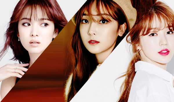 SONG HYE KYO YOON EUN HYE JESSICA CHINA