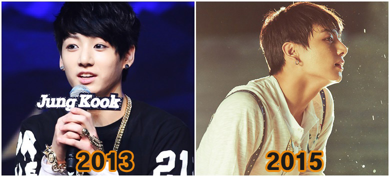 One Year With Bts 2015 Popularity By Kpopmap Kpopmap