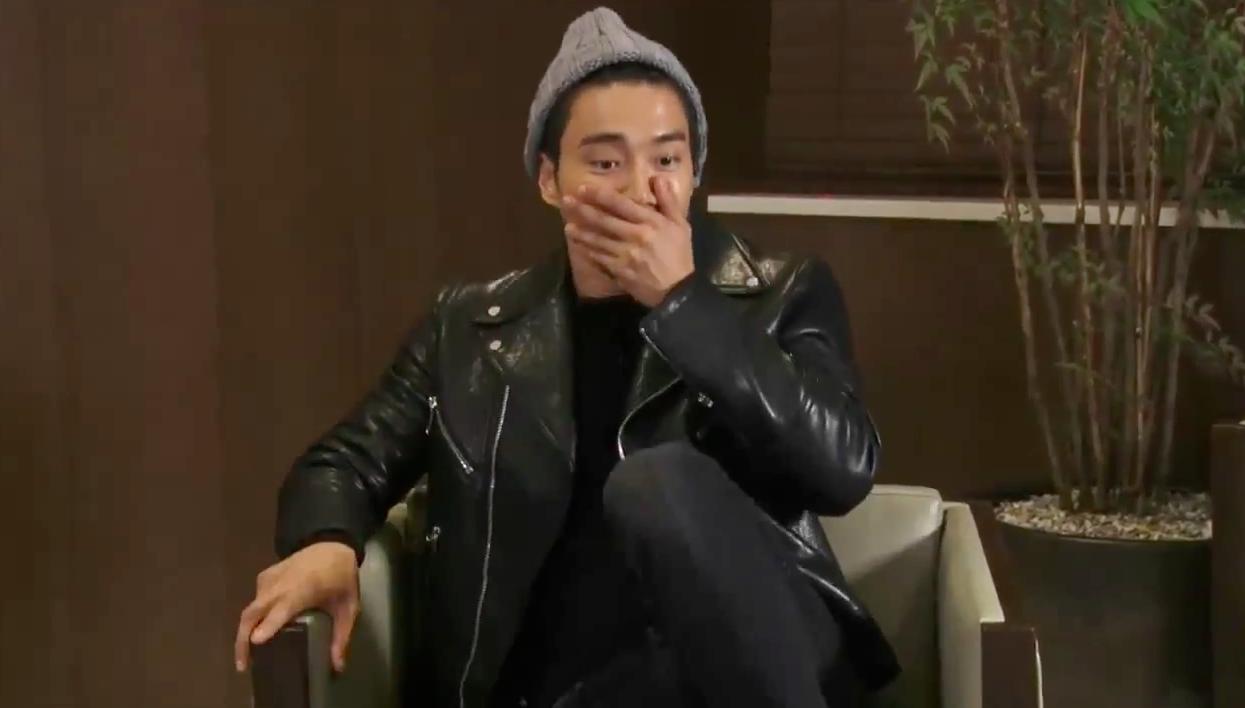 choi si won leather jacket