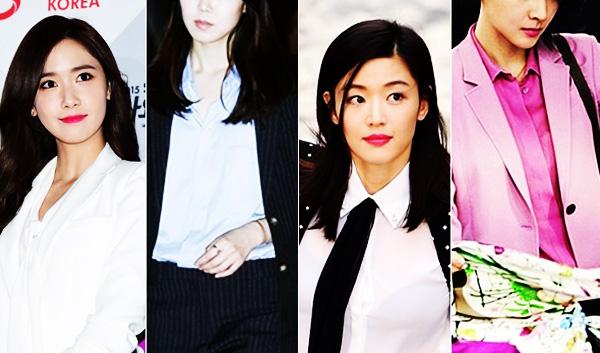korean female star suit 2015