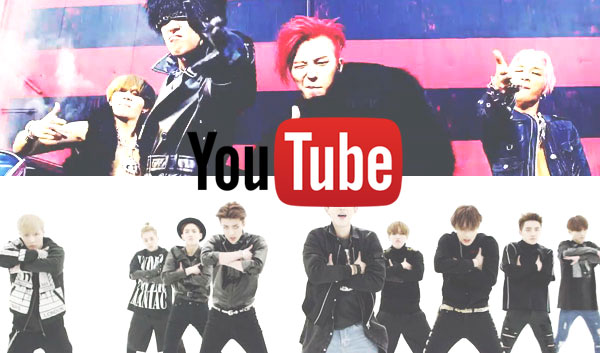 kpop mv youtube