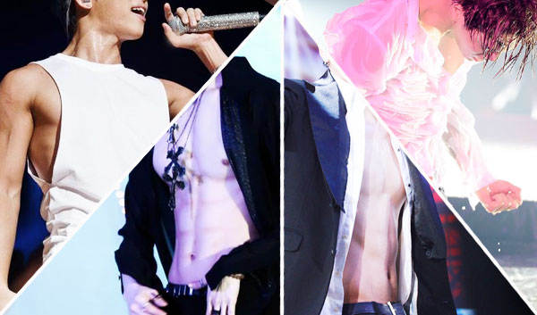 kpop sexy body male idols