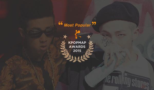 kpopmap awards 2015 most popular bts comeback