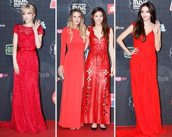 red dress mama