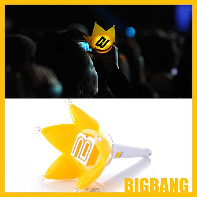 BIGBANG VIP 10THINGS IDOL FANDOM CHEERING STICK
