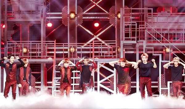 EXO to Rock & Roar Stadium Merdeka March 12