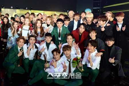 25th seoul music awards 2016 winners
