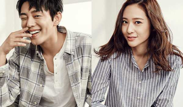 f(x) Krystal Yoo AhIn For GIORDANO