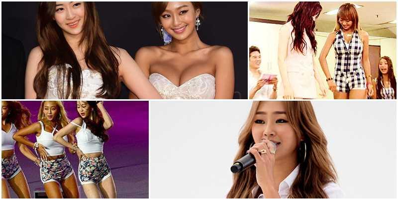 kpop idols who like dark skin