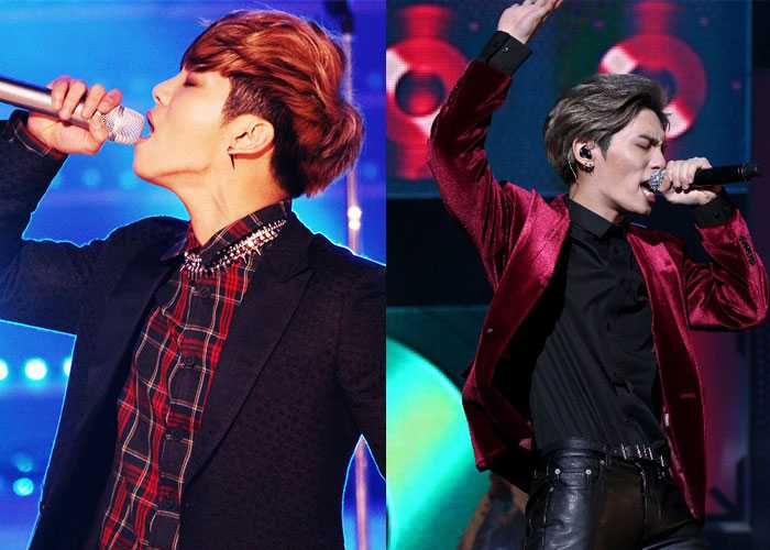 jonghyun Male Idol Main Vocalists