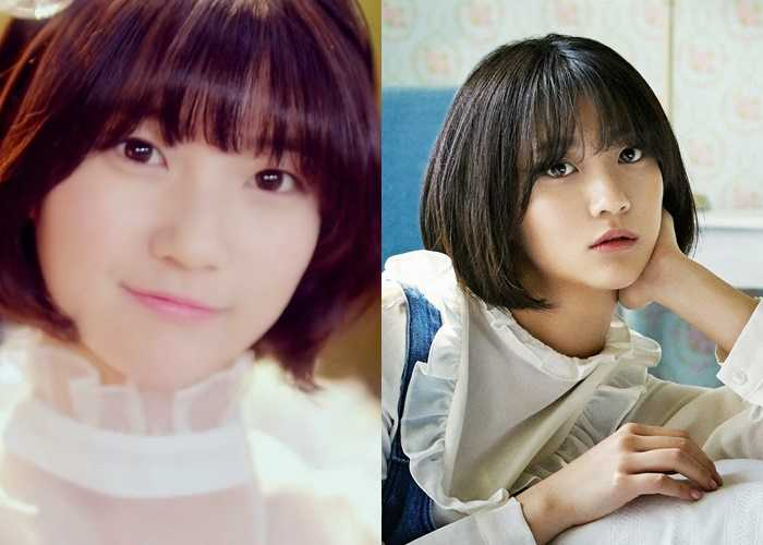 oh my girl binnie 97 line idols 20's most expected