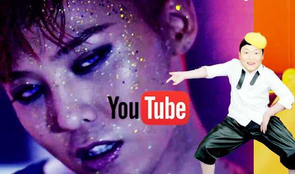 psy big bang 100 million view