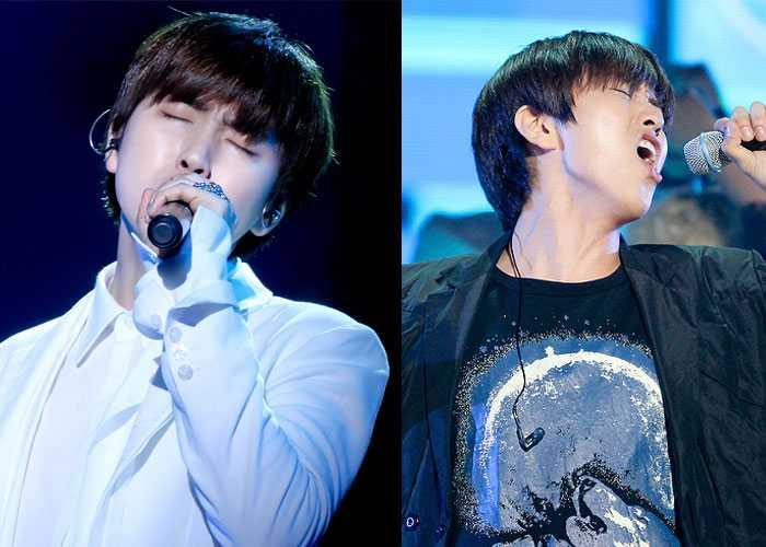sandeul Male Idol Main Vocalists