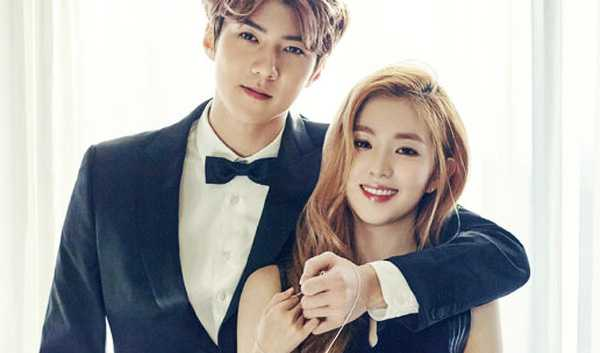 Exo sehun and red velvet irene dating services