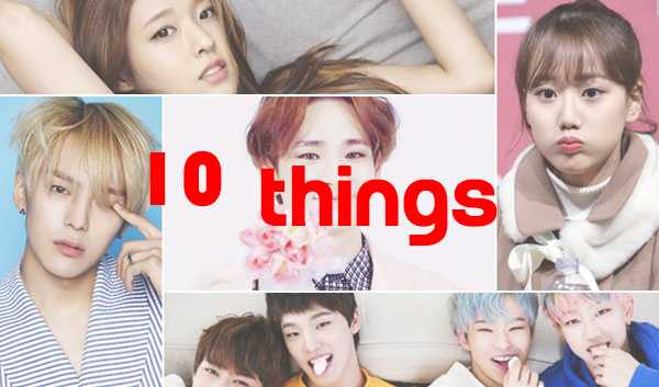 10 things valentine day speiclas idols