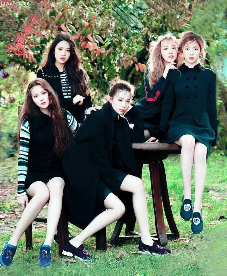 Image result for red velvet kpop