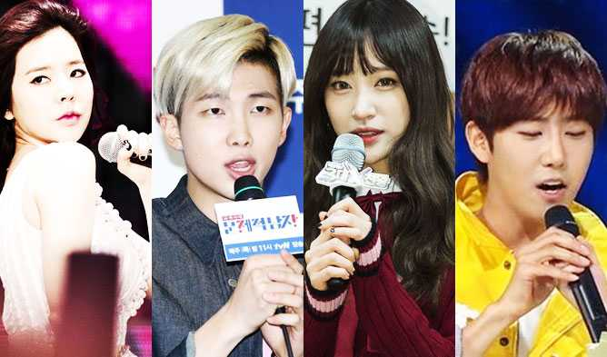 WEEKLY IDOL MC TALENTED IDOLS