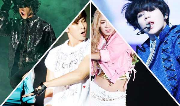 dancing genius idols