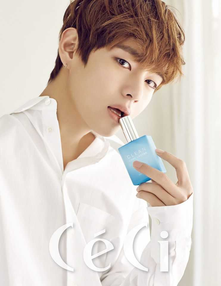 Photo Bts For Ceci Magazine Kpopmap