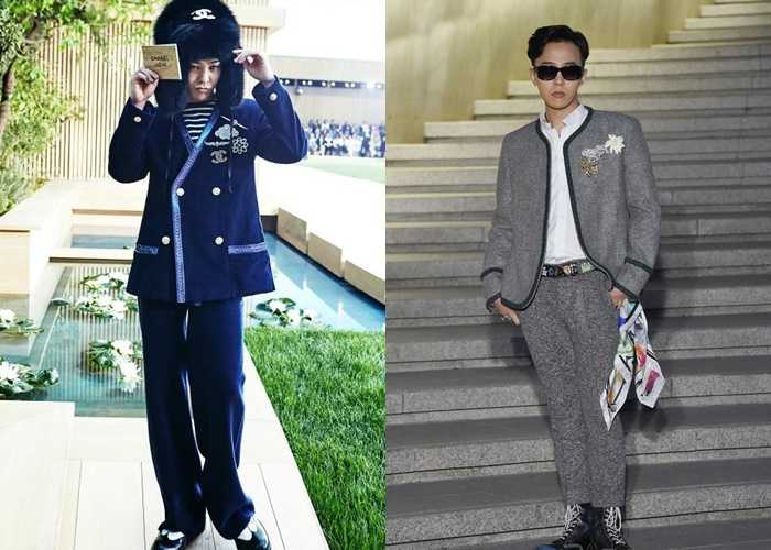 g-dragon fashionista idols