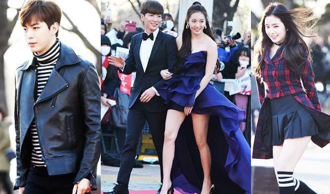 gaon awards 2015