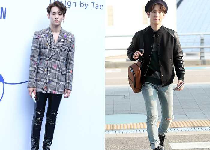 key fashionista idols