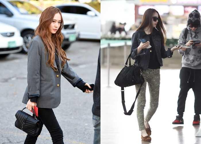 krystal fashionista idols