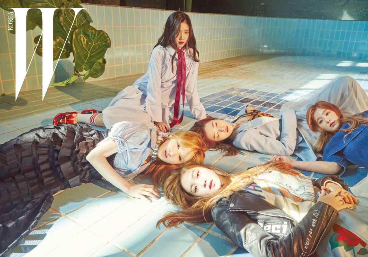 photo    red velvet for  u2018w korea u2019 magazine  u2022 kpopmap