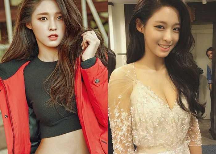 seolhyun aoa ugly selfies idol stars aoa