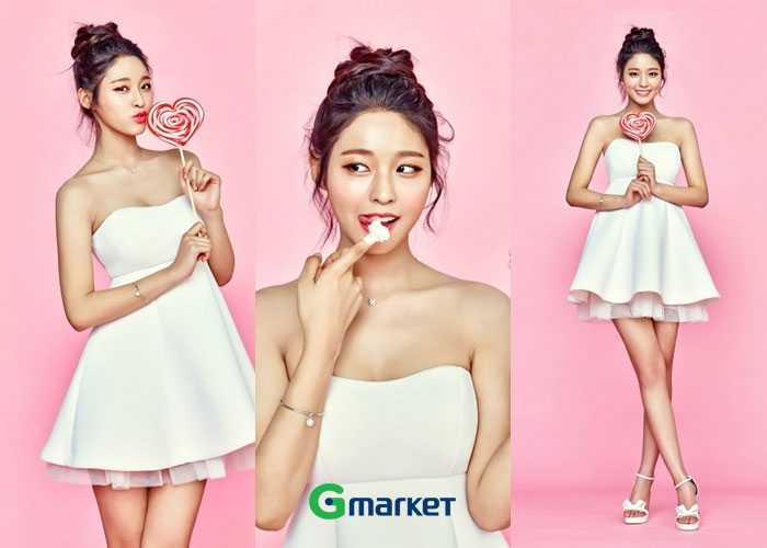 seolhyun valentine idol 2016