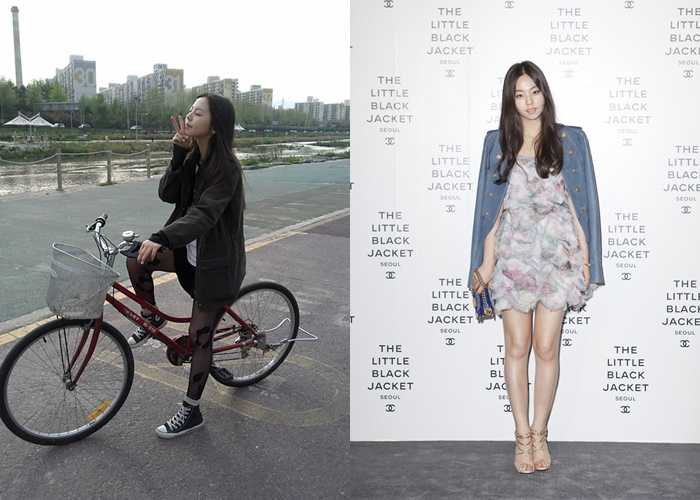 sohee fashionista idols