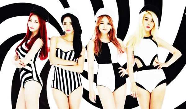 girls day contrasting charms