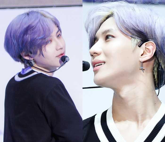 Wannabe Hair Colors Of K Idol Stars Kpopmap