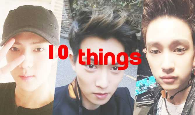 ugly selfies idol stars