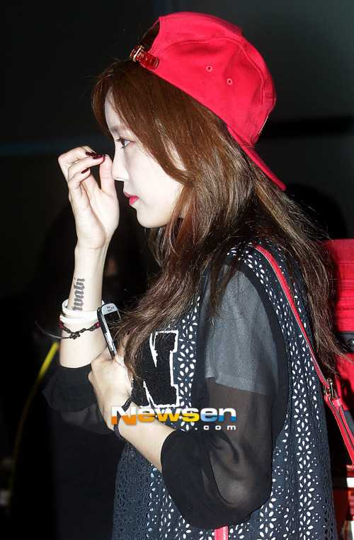 HYOMIN TATTO