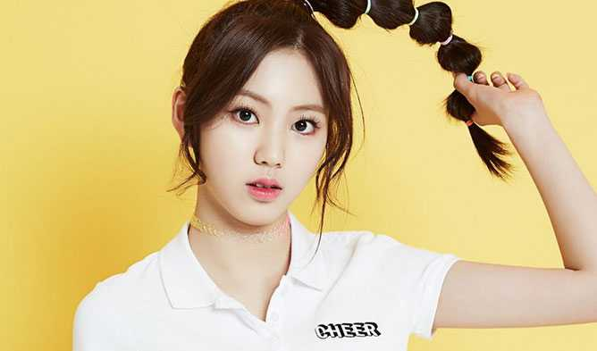 clc kpop seven members kwon eunbin PROFILE
