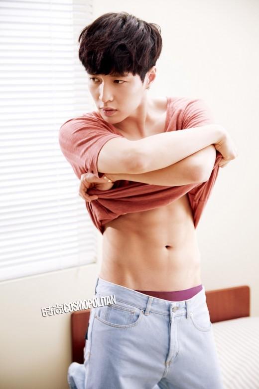 exo lay abs