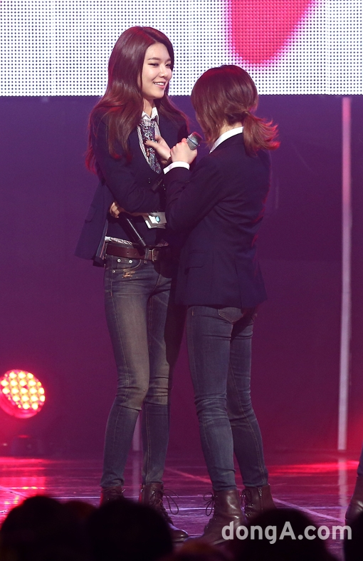 sunny sooyoung height2